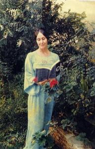 384px-Edna_Mittwoch-Meller_reading_from_her_poetry_book__Mila_Khama_,_1978