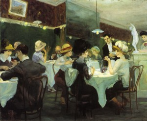 Renganeschi's_Saturday_Night_1912_John_Sloan