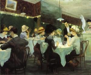 Renganeschi's_Saturday_Night_1912_John_Sloan