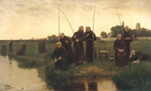 Thursday 1880 by Walter Dendy Sadler 1854-1923