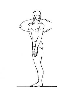 """Colchis-Iberian complex gymnastics - Picture 3"" by Udrekeli Мариам Купрашвили дочка Генри Купрашвили - Own work из домашнего фотоальбома. Licensed under Public domain via Wikimedia Commons - http://commons.wikimedia.org/wiki/File:Colchis-Iberian_complex_gymnastics_-_Picture_3.jpg#mediaviewer/File:Colchis-Iberian_complex_gymnastics_-_Picture_3.jpg"