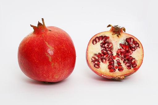 Granatapfel gegen den Haarausfall (3 Haarschutz-Punkte)