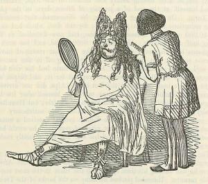 Comic_History_of_Rome_p_176_Hannibal_disguising_himself