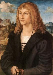 Lucas Cranach der Ältere zugeschrieben [Public domain], via Wikimedia CommonsBeardless_young_man_10_dm
